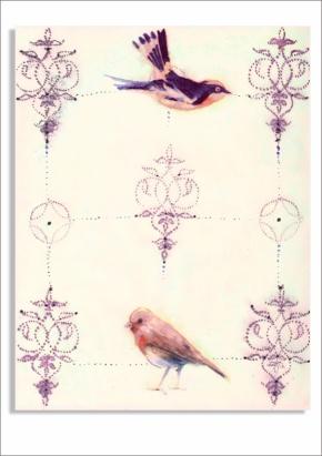 birds print